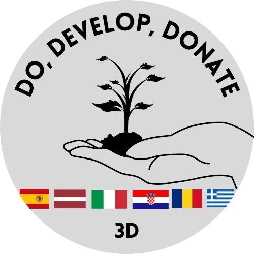"""Erasmus+  """"Do, develop, donate""""/3D – projekta aktivitātes notiek"""