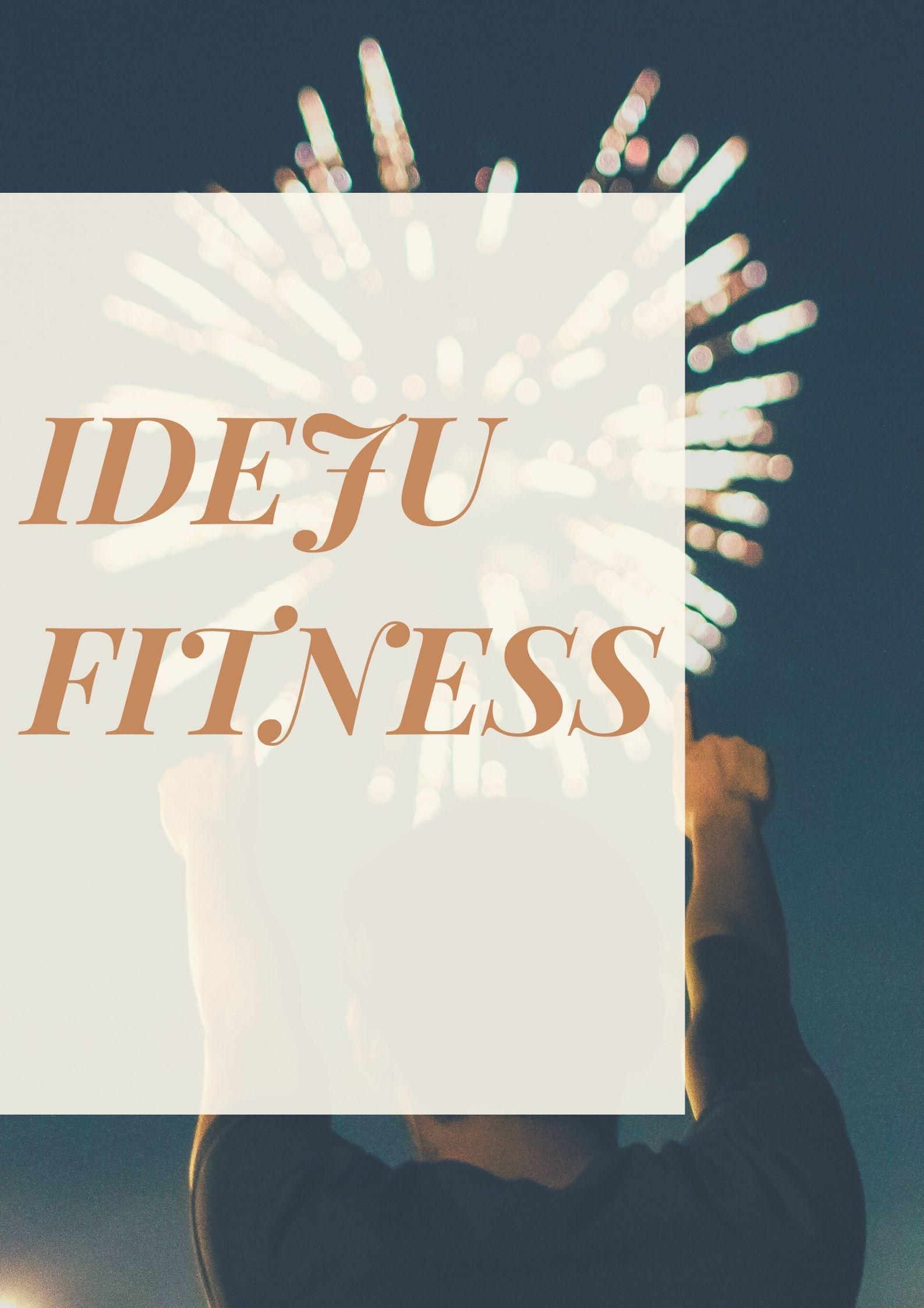 Ideju fitness?!